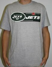 New York Jets Majestic Critical Victory VII T-Shirt - Gray