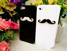 Glossy Chaplin Dumb Show Sexy 3D Mustache Case Cover For iPhone 5 5th