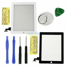 Quality Touch Screen Glass Digitizer Replacement with 3M Adhesive for iPad 2+TLs