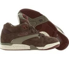 Reebok Men Court Victory Pump (grly brown / ntmeg / rst / paper white) J94307