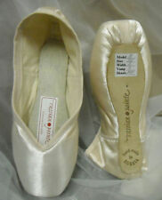 NEW RUSSIAN POINTE SHOES BRIO SATIN TOE SHOES Ballerina handmade Russia