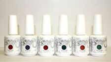 Harmony Gelish Soak Off Gel Polish - LED/UV Cured - Choose Any (Color I-S)