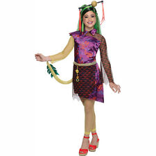 Jinafire Long Monster High Child Deluxe Costume Rubies 886701