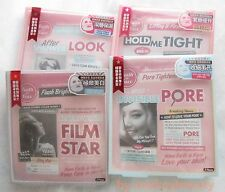 ★KOREA★Faith in Face Hydrogel Mask 3 pcs (Pore Tightening/Moisturizing)