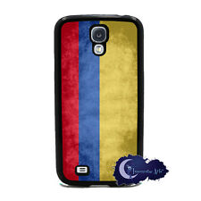 Colombian Flag, Colombia Case for Samsung Galaxy S4, SIV Cover