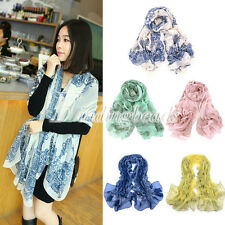 2013 NEW Lady Women's Long Cotton Scarf Wraps Shawl Stole Soft Scarves 180x110cm