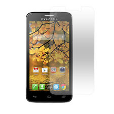 For T-Mobile Alcatel ONETOUCH Fierce LCD Screen Protector Guard + Cleaning Cloth