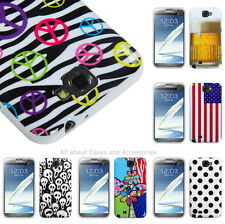 Samsung Galaxy Note 2 II Thin Candy Skin Cool Image Phone Protector Cover Case