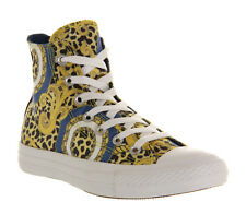 Mens Converse Converse All Star Hi LUXE GOLD MIDNIGHT LAKE EXCLUSIVE Trainers Sh
