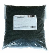FM028 PREMIUM ACTIVE ACTIVATED CARBON AQUARIUM POND FILTER 1KG 2.5KG 5KG 10KG