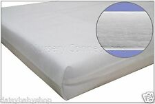New Kidtech Fibre Cot Cotbed Mattress, Optimum Comfort & Hygiene, Made in the UK
