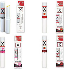 Sensuva ON X on the Lips Buzzing Kiss Lip Balm with Pheromones - All Flavors