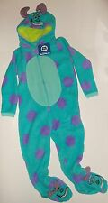 Monsters Inc (University) ALL IN ONE James P. Sullivan (Sully) Onesie 3 - 13 yrs
