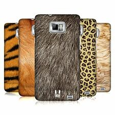 HEAD CASE DESIGNS FURRY COLLECTION CASE COVER FOR SAMSUNG GALAXY S2 II I9100