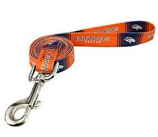 Denver Broncos  Pet Lead NFL Dog Pet Sports Leash