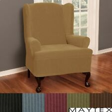 Maytex Collin Wing Chair Slipcover
