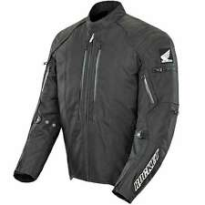 Joe Rocket CBR Textile Honda Motorcycle Riding Jacket Black
