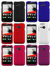 NEW RUBBERIZED PROTEX HARD CASE COVER FOR ALCATEL ONE TOUCH EVOLVE 5020 5020T