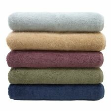 Authentic Soft Twist Hotel and Spa Turkish Cotton Washcloth (Set of 6)