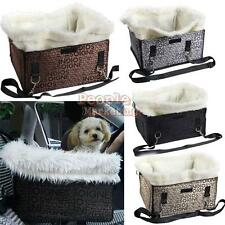 P4PM Foldable Pet Dog Cat Car Booster Seat Bag Carrier Tote Travel Bed