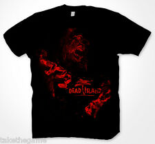 Official Licensed DEAD ISLAND ZOMBIE T-SHIRT - BNIP