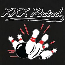 XXXRATED-choice of 4 colors on Hilton ALLEY CAT SHIRTS-HAVE FUN BOWLING NIGHT