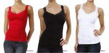 M Rena Seamless Camisole Corset Look. The perfect compliment for easy wear.