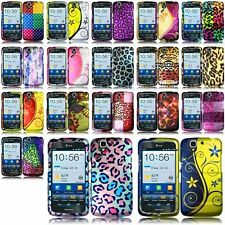 For Pantech Flex P8010(AT & T) Rubberized Design Phone Hard Case Cover