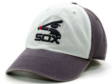 Chicago White Sox Cooperstown MLB Franchise Vintage Retro 1983 Logo Hat Cap Lid