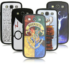 New Harry Potter design Durable case for Samsung Galaxy S3 i9300 A0046