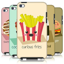 HEAD CASE DESIGNS FOOD MOOD HARD BACK CASE COVER FOR APPLE iPOD TOUCH 4G 4TH GEN