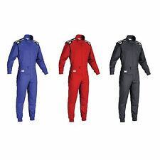 OMP 1 Layer Summer-K Indoor Kart/ Go Karting Race/Racing Suit