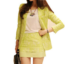 New fashionable Pretty Suit & Short Skirt Two-piece Set for Ladies/Women