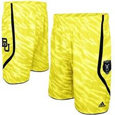 adidas Baylor Bears 2013 March Madness Premier Shorts - Gold