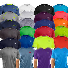 UNDER ARMOUR HEATGEAR EU TECH SHORT SLEEVE T-SHIRT - UA TRAINING TOP