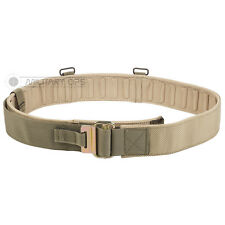 MILITARY PLCE ROLL PIN BELT SAND DESERT MULTICAM MTP AIRBORNE STYLE ARMY WEBBING