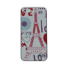 Hot Sale Tower Unique Hard Snap Protector Back Case Cover For Apple iPhone 5/5S