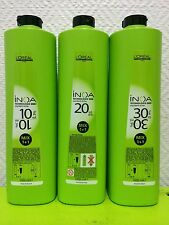 L'OREAL LOREAL iNOA TECHNOLOGIE ODS2 oxydant riche Developer 3% / 6% / 9% 1000ML
