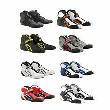 Alpinestars Tech 1-T Racing/Rally/Race/Driving Boots - FIA Approved