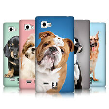 HEAD CASE DESIGNS DOG BREEDS CASE COVER FOR LG OPTIMUS 4X HD P880