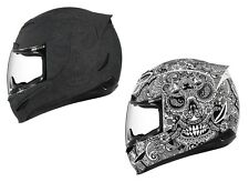 Icon Airmada Chantilly Graphic Full Face Motorcycle Riding Helmet ALL SIZES