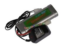 1 x 6800mAh 7.2V rechargeable battery pack + Charger