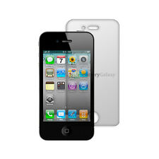 1X 3X 6X 10X Lot BG Clear LCD Screen Shield Protector for Apple iPhone 4 4G 4S