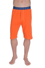 Diesel Martiny  Lounge Wear Short Pants 00S6FM0GACN Orange