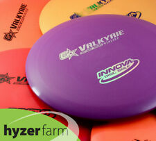 Innova GSTAR VALKYRIE *choose weight & color* G STAR disc golf driver Hyzer Farm