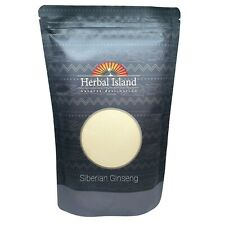 Ginseng - Siberian - Eleuthero Root Powder 1 LB or 16 OZ with Free Shipping