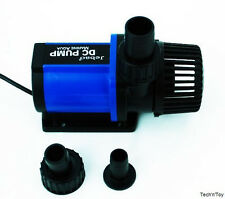 JEBAO DC SERIES SUBMERSIBLE RETURN PUMP W/CONTROLLER DC3000/6000/9000/12000 REEF