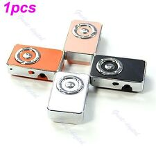 USB New Mini Clip MP3 Music Player Support Up to 8GB Micro SD TF Card 4 Colors