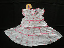 Girl's Topolino Cotton, Fully Lined Dress, Sizes: 0, 1 & 3, BNWT, FREE P&H!!!