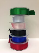 Double satin ribbon 3mm,8mm,15mm